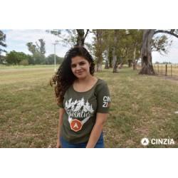 Remera Adventure Mujer Cinzia